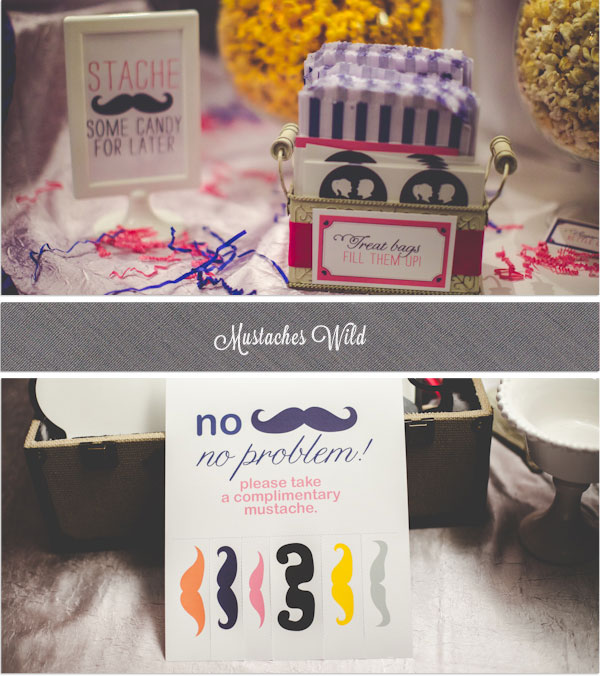 Indie Wed blog - Mustaches by TamTam Couture Invitations - Photography by Kristin LaVoie Photography