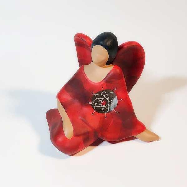 Millside ceramics, marleen murphy, indigenartsy, pass the feather