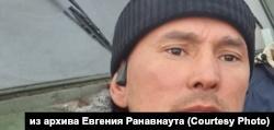 Евгений Ранавнаут из села Рыткучи