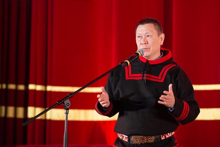 Григорий Ледков: жить и работать надо на малой родине
