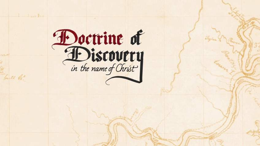 Doctrine of Discovery from Eclectic Reel