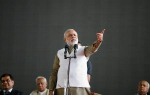 Narendra Modi the Leader