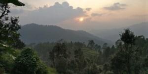 View from Binsar Village
