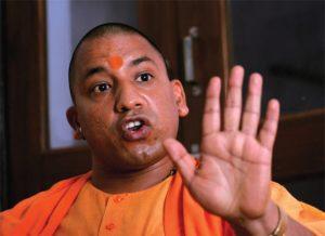 yogi Adityanath - Aggressive Leader