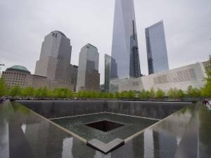 One World Trade Reflecting Pool