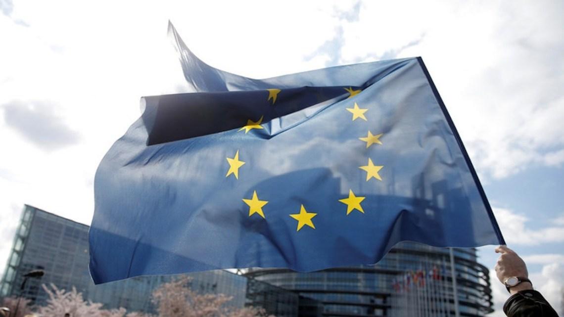 Het centrum is niet in Europa