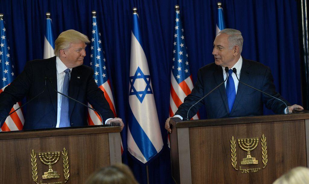 Buitenlands beleid van Trump: doe wat Netanyahu & Prins Salman ook willen