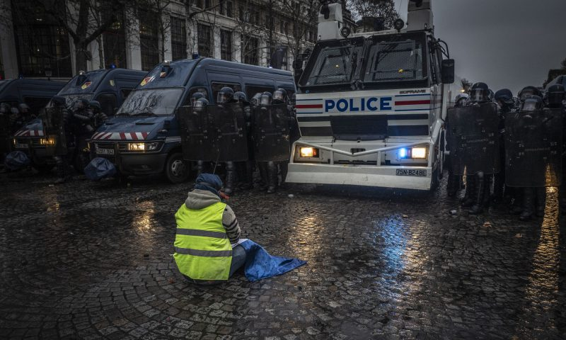 De autoritaire wending van Frankrijk
