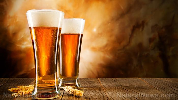 Drinken: bier zit vol met voedingssilicium dat je risico op osteoporose kan verlagen