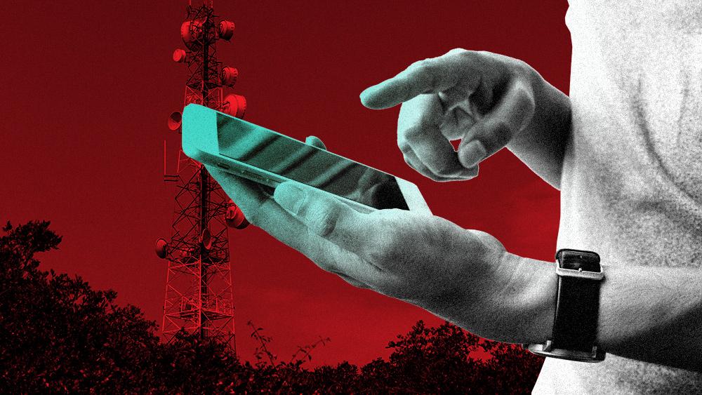 Wij pikken alles: Westerse krankzinnigheid en 5G elektromagnetische straling