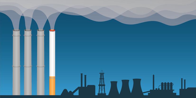 Geopenbaard: hoe het tabaks- en fossiele-brandstofindustrieën desinformatiecampagnes overal ter wereld financieren