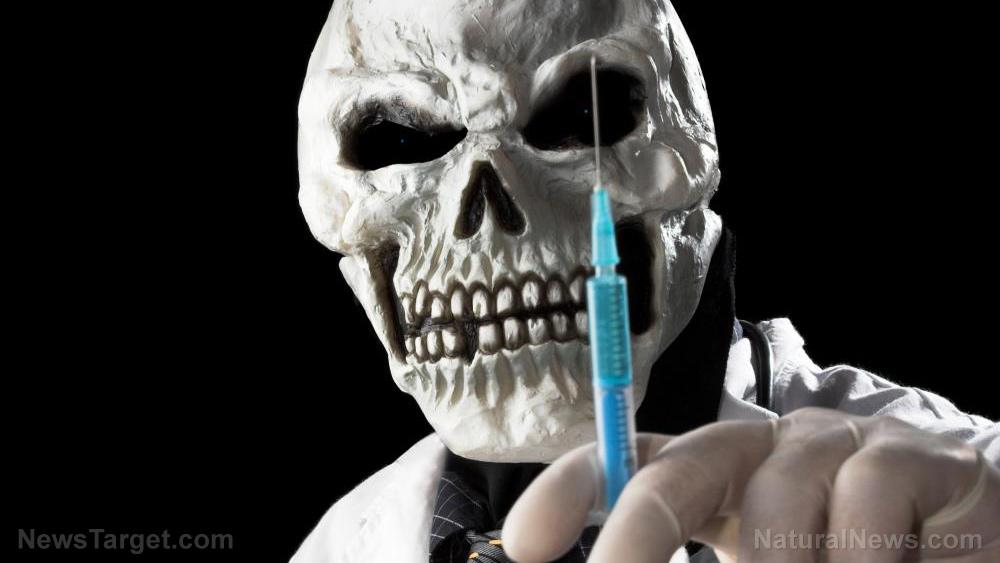 Als u vaccins in Australië in twijfel trekt, zou u gedurende tien JAAR in de gevangenis kunnen worden gegooid