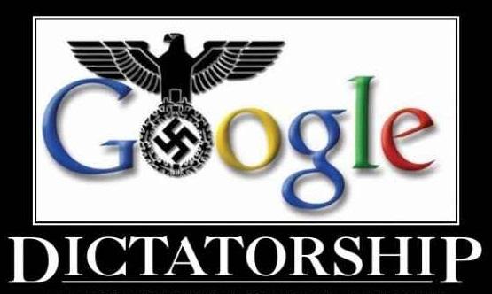 Gelekte memo's bewijzen dat Google een enorme criminele onderneming is die zich bezighoudt met verkiezingsstrijd en afpersing