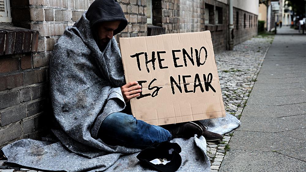 Elke liberale stad in Amerika gaat op weg naar grote armoede …