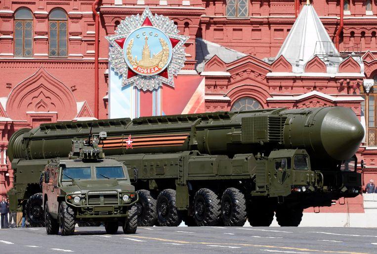 Strategie van Moskou: Overal winnen, elke keer opnieuw