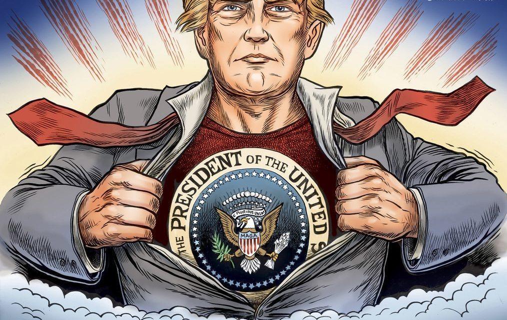 Trump: de man die Iran heeft bedrogen