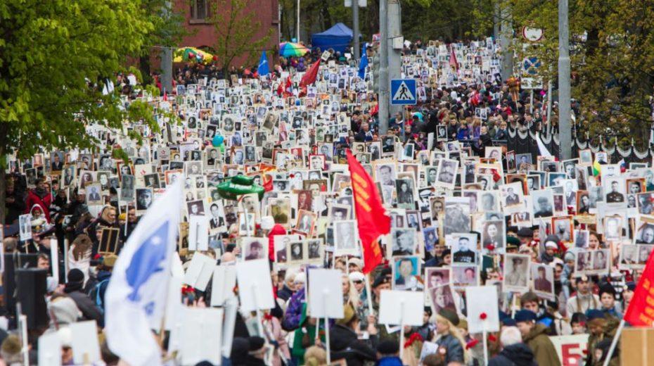 Waarom de Russische overwinningsdag cruciaal was voor het overleven van 'Europese waarden'