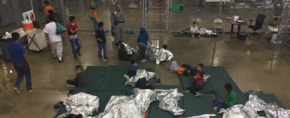 Rapport Hoogtepunten Mishandeling van vluchtelingenkinderen in Amerikaanse interneringskampen