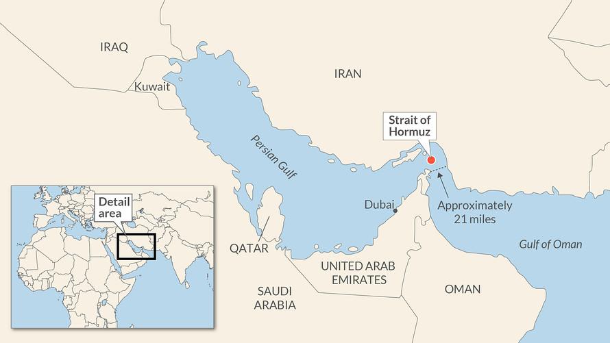 Straat van Hormuz en het risico van ongecontroleerde escalatie