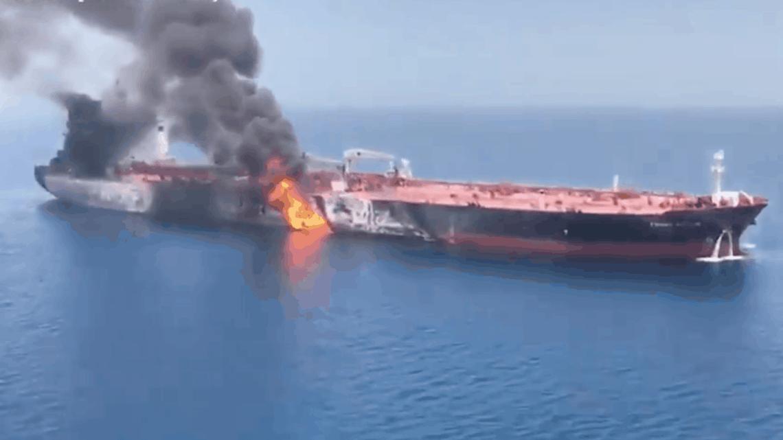 Zeven redenen om zeer sceptisch te zijn over het incident in de Golf van Oman