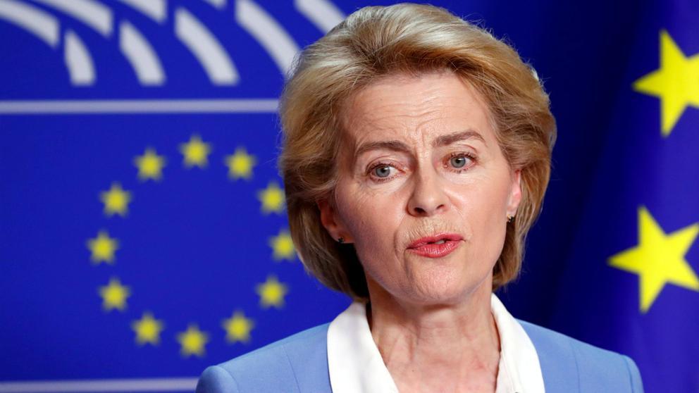 Von der Leyen benoemd tot executeur testamentair van de EU