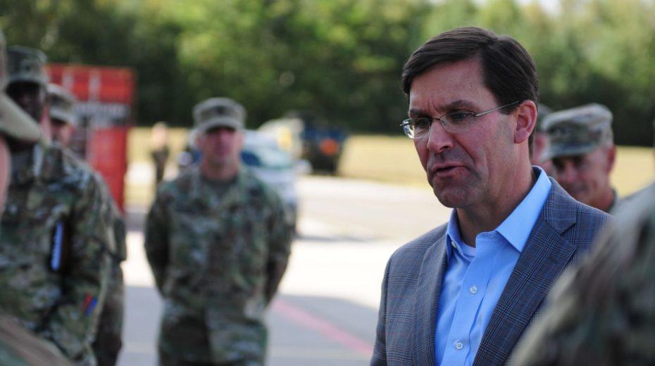 Nieuw hoofd van het Amerikaanse Pentagon – Gewapende belangstelling voor oorlog en conflicten