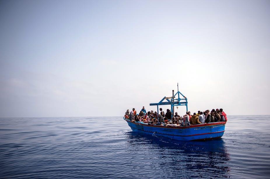 Migratie in het Middellandse Zeegebied: waarom is het tijd om Europese leiders voor de rechter te brengen?