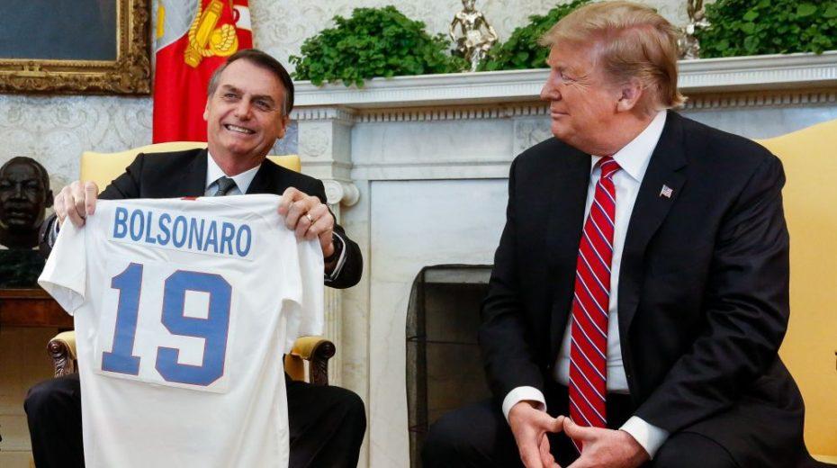 Brazilië en de VS – een neoliberale alliantie onder Bolsonaro en Trump
