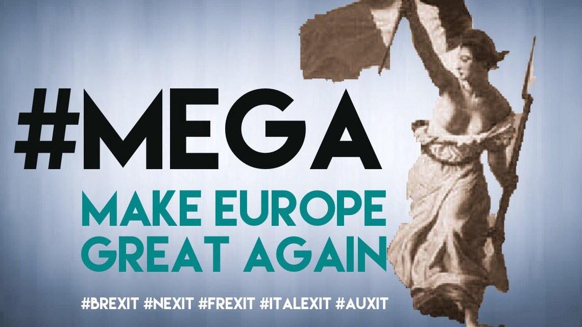 Ik wil dat JIJ verantwoordelijkheid neemt voor onze Europese toekomst