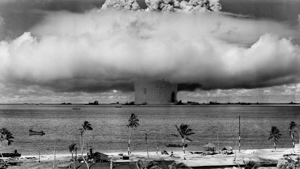 Hiroshima en Nagasaki een oorlogsmisdaad