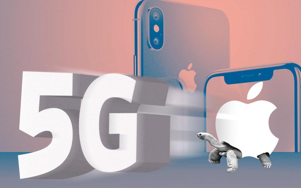 PAS OP! Nieuwe iPhones van Apple met ingebouwde 5G-zenders