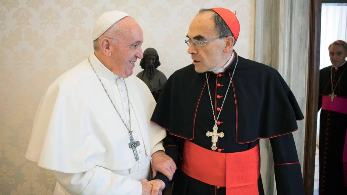 Paus vindt zijn volgelingen maar viespeuken