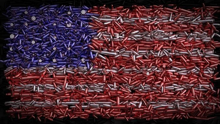 Crimineel Amerika zal de westerse wereld meetrekken in een grote oorlog