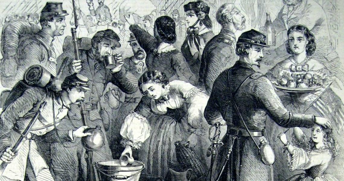 Wie schreef vrouwen uit de geschiedenis van de burgeroorlog?
