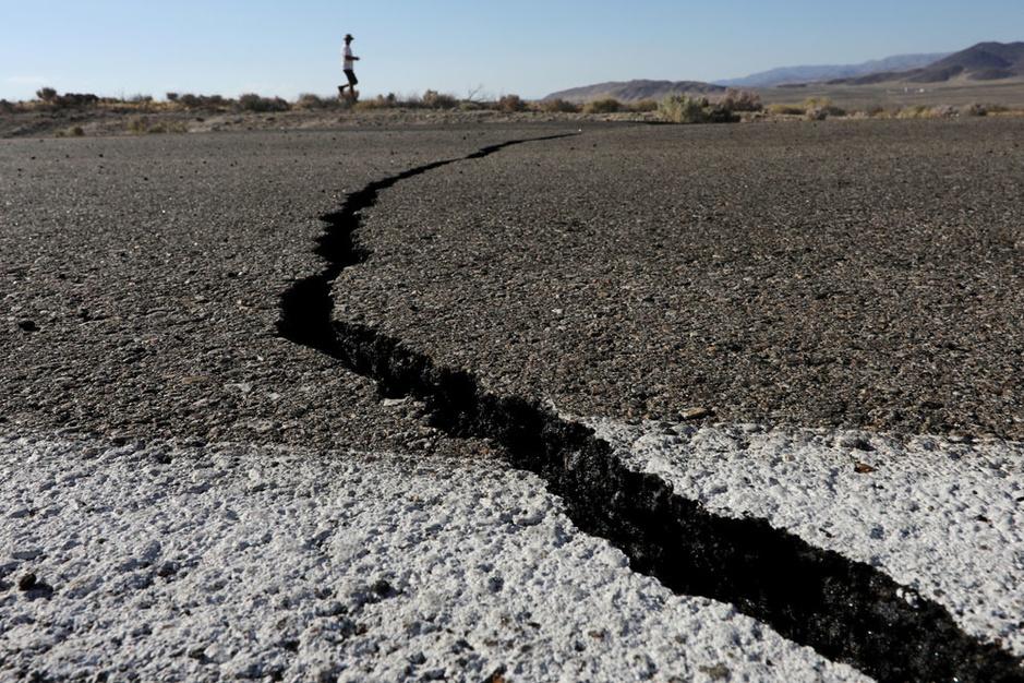 Komt de BIG ONE eraan? NASA-vliegtuigvluchtpatroon langs San Andreas laat de alarmbellen af gaan onder waarnemers