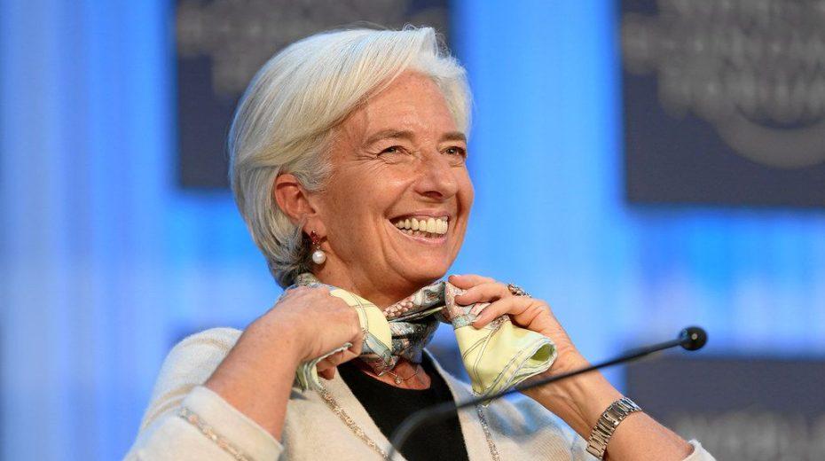 Beste Christine Lagarde, beste Eurocraten ECB is een ondemocratisch instrument
