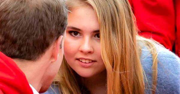 BELACHELIJK niemand zegt iets: Prinses Amalia jaarlijks €263.000,00 uitkering plus 1,2 miljoen euro