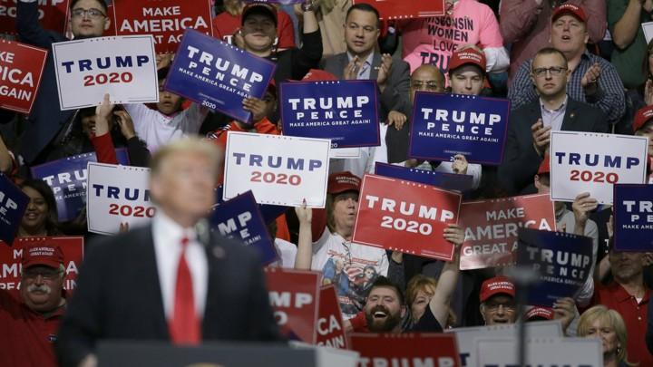 De grenzen van de witte identiteitspolitiek van Trump