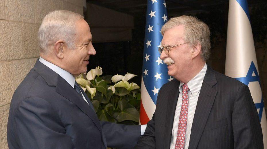 Liegen voor Israël: waarom bijna iedereen in Washington het doet