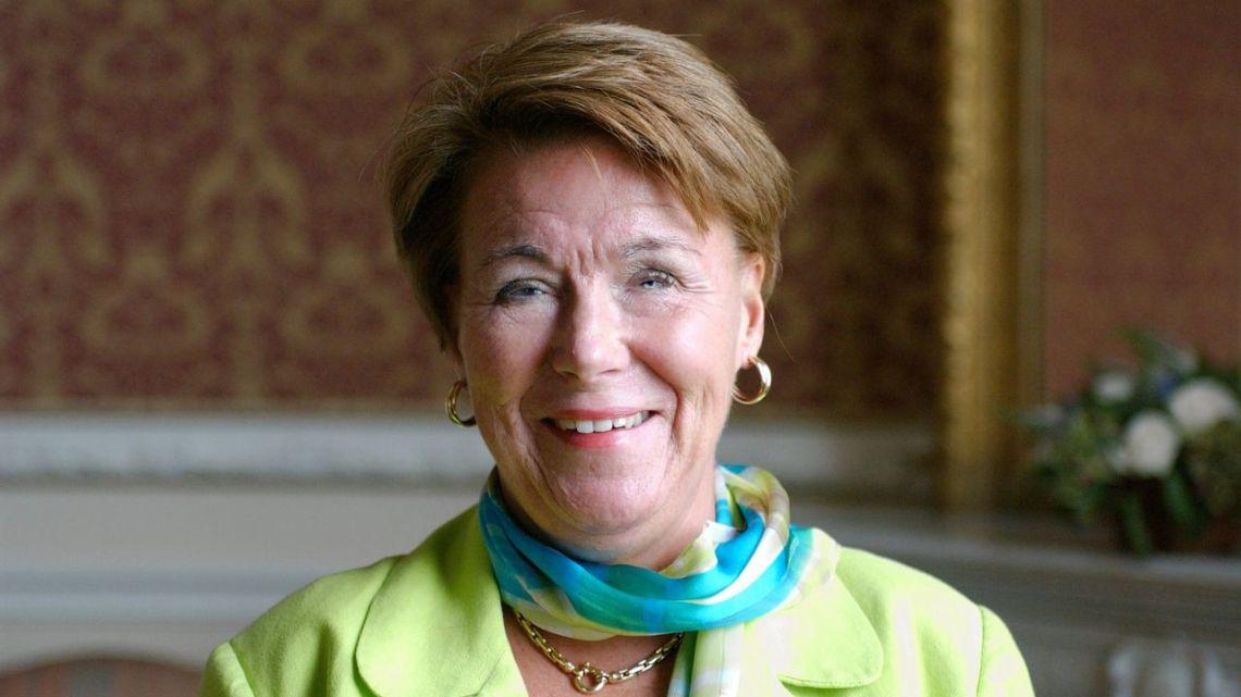 Oogafwijking Prinses Christina voerde naar Greet Hofmans-affaire