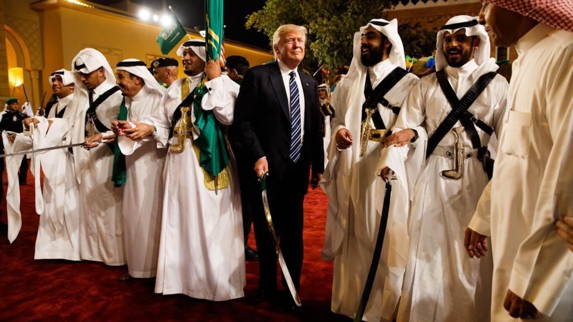 De echte oorlog van Trump is met de diepe staat, niet Iran