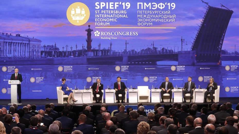 Wie houdt de Russische economie tegen?