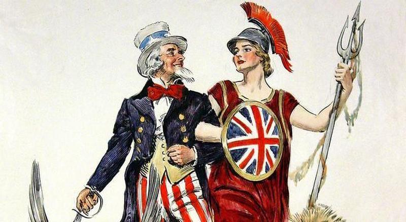 Begint een nieuwe wereldorde? Voor de eerste keer zijn de VS / VK wereldwijd geïsoleerd