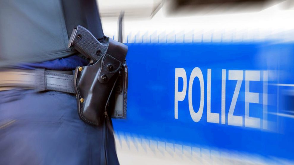 De ondergang van de Duitse politie