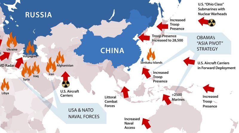 VS verliest Azië-Pacific omdat volledige dominantie van het spectrum blijft mislukken