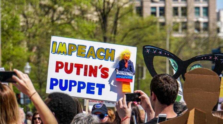 Trump de Russische marionet. Een verhaal dat gewoon niet dood gaat