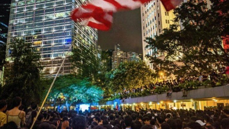 Venezuela, Oekraïne, HK: kleurrevoluties, regimeverandering, burgeroorlog – economische destabilisatie