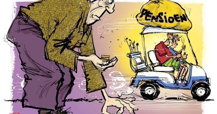 Pensioenkorting dreigt voor miljoenen mensen: 'Dit is echt niet meer uit te leggen'