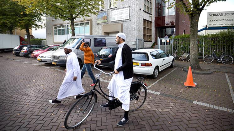 Moskee enquête