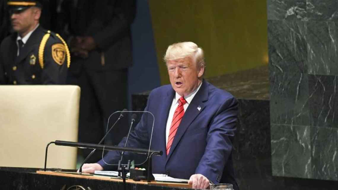 'Impeachment' van Trump is, zoals de vlag er nu bijhangt, kansloos.